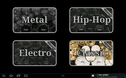 Drum kit metal 1.4 screenshots 18