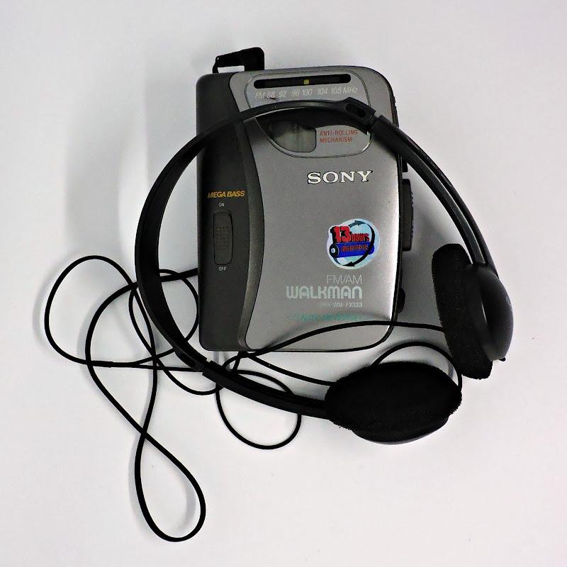Walkman di donyb