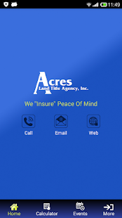 Acres Title - náhled