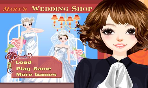 ブライダルショップ - ウェディングドレス