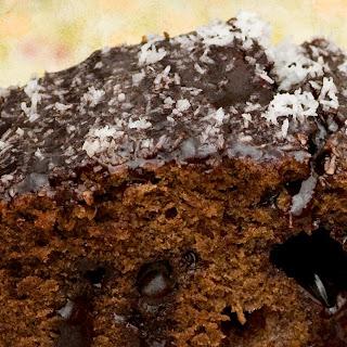 Murzynek – Traditional Polish Cake with Chocolate Glaze