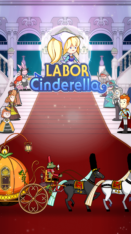 Screenshot 1 Labor Cinderella 1.1 APK MOD