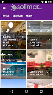 Solimar Hotels- screenshot thumbnail