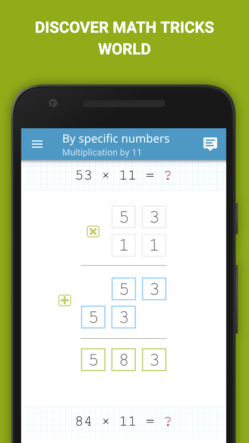 Math: mental math games, multiplication table Screenshot 7