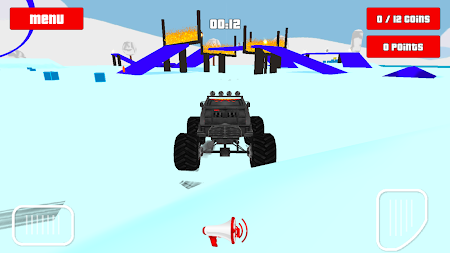 Baby Monster Truck Game – Cars 1.1 screenshot 11915