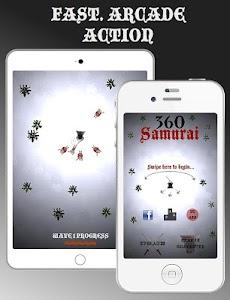 360 Samurai screenshot 4