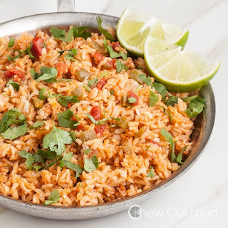 Mexican Rice III.