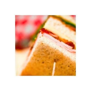 A Classy Classic Club Sandwich