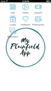 My Plainfield App - náhled