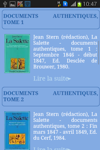 Nossa Senhora da Salette screenshot 4