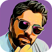 Cartoon Photo PRO Icon