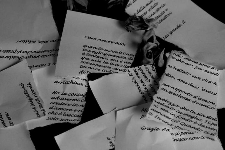 Strappi del cuore di Tiziana Detoni