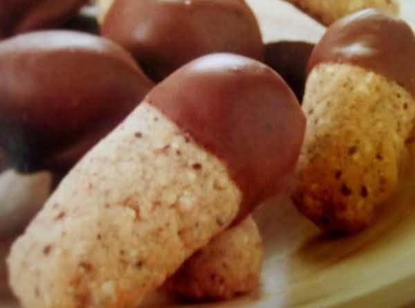 Hazelnut Espresso Fingers In Chocolate Recipe