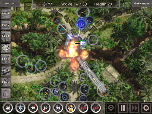 Defense Zone 3 HD 1.3.5 screenshots 7