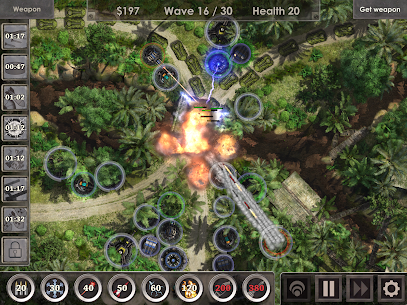 Defense Zone 3 HD Mod Apk Download For Android and Iphone 7