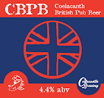 Coelacanth British Pub Beer