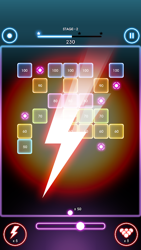 Télécharger Gratuit Bricks Breaker Quest mod apk screenshots 5