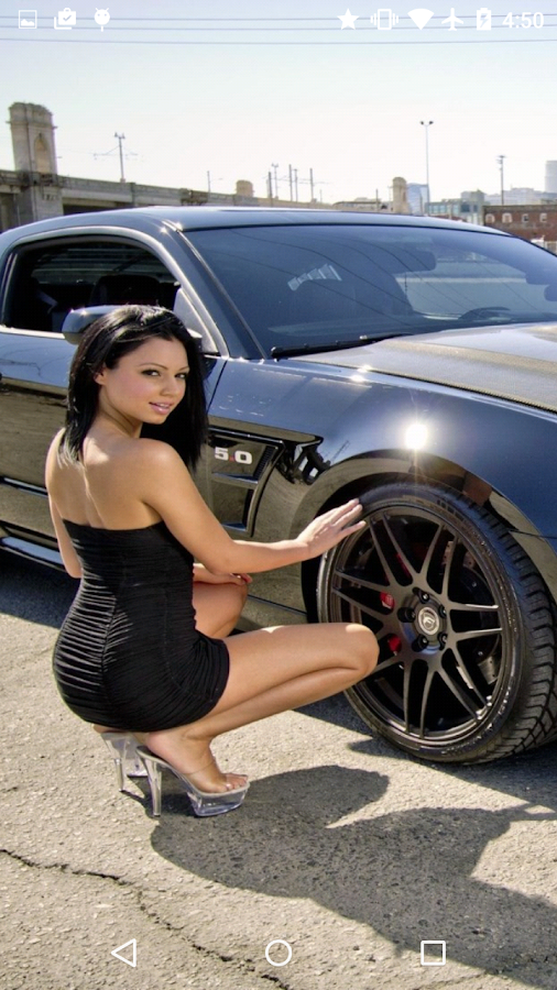 Girls and cars live wallpaper android apps on google play - Car live wallpaper ...