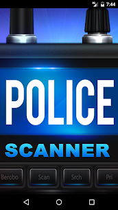 Police Scanner X 1.08 Download Mod Apk 1