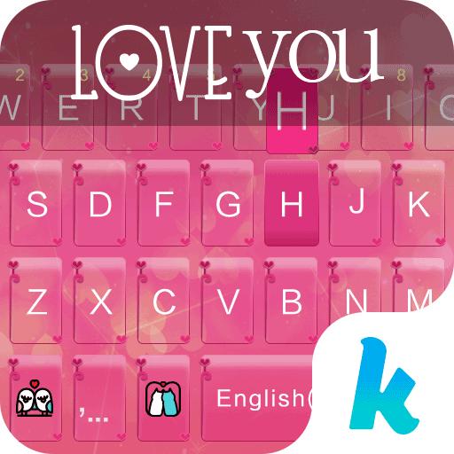 Love you Kika Keyboard
