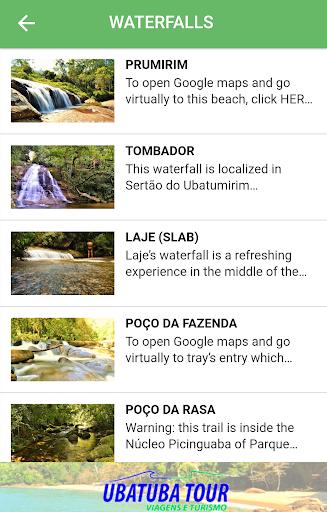 RUTAS DE UBATUBA capturas de pantalla 6
