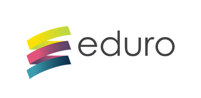 Eduro Learning logo transparent