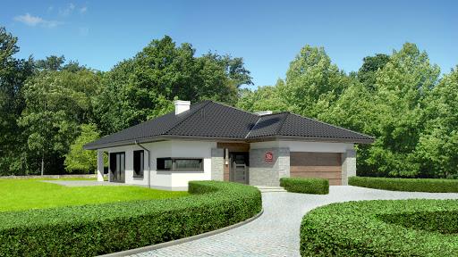 projekt Dom przy Pastelowej 3 bis