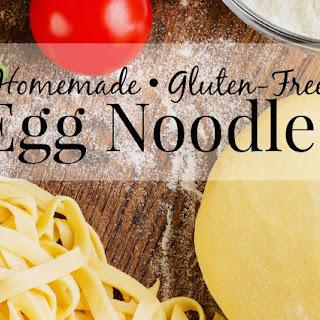 Gluten-Free Egg Noodles.