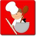 Recetas de cocina casera para todos icon