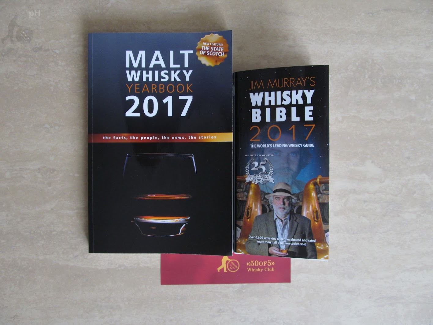 Malt Whisky yearbook 2016, Whisky Bible 2017