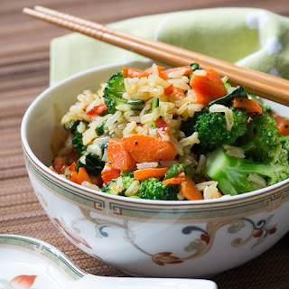Rice Main Dishes Vegetarian Recipes.