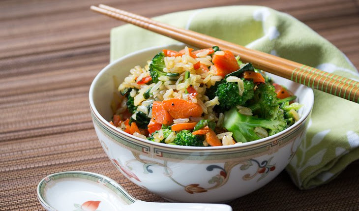 Vegan Curried Rice Recipe