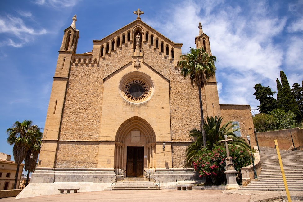 Arta, kościół Przemienienia Pańskiego