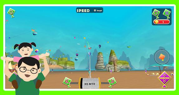 Kite Basant Festival Fight – Kite Flying Challenge 4