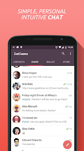Telegram with GetGems- screenshot thumbnail