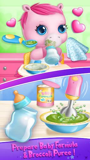 Baby Pony Sisters - Virtual Pet Care & Horse Nanny 5.0.14002 screenshots 5