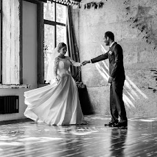 Wedding photographer Aleksandra Rebkovec (rebkovets). Photo of 15.11.2017