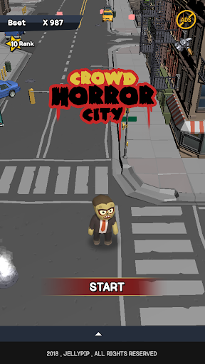 Crowd horror city screenshot 1