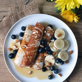 Cottage Cheese Crepes Recipes.