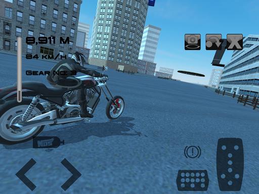 Fast Motorcycle Driver  screenshots 15