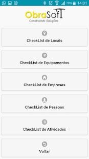ObraSoft Mobile - náhled