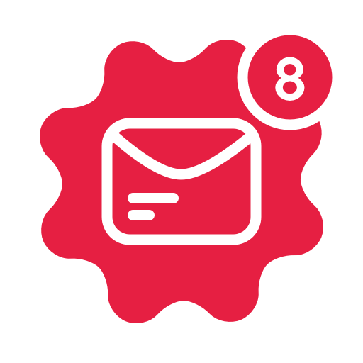 Email app - Easy & Secure for Gmail and any Mail Icon