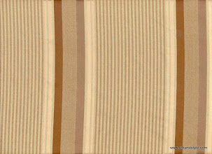 Photo: Kanpur 11 Stripes - 100% Silk Taffetta