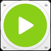 PlayerPro Skin Flatty Green