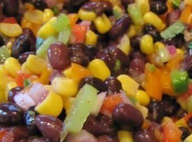 Texas Bean Salsa Recipe
