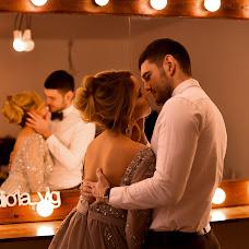 Wedding photographer Evgeniya Sackevich (satskeev). Photo of 22.01.2017