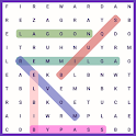 Word search puzzle free with levels icon