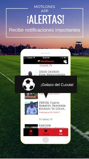 Cu00facuta Noticias - Futbol del Cu00facuta Deportivo 1.0 screenshots 9