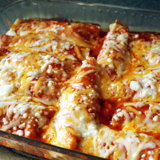 Chicken Enchiladas Recipes.