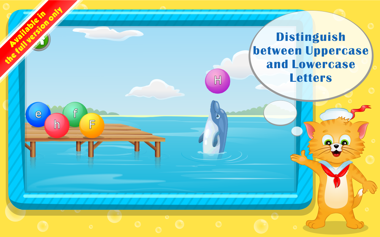kids abc letters lite screenshot